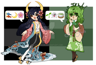 [CLOSED] Emoji Adopts 3 by kinggelbe