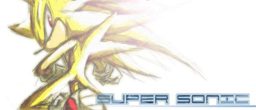 Super Sonic by FAKER01