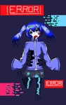 Ene: No sound but silence...Shutting down... by Melomiku
