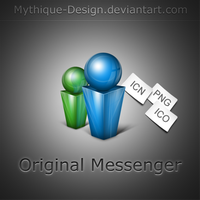 Original Messenger by Mythique-Design