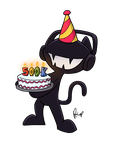 Monstercat 500k Subscribers Celebration by petirep