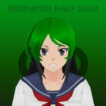 Greenstar Emily 2002 Portrait by maklein