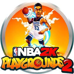 NBA 2K Playgrounds 2 v2 by POOTERMAN