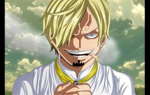 Sanji / One Piece 876 | EPIC MOMENT!!! by fernanpraa