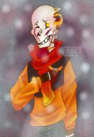 Genocide Papyrus by TIM-comX