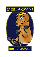 DelaGym - Commission by WickedOffKiltah