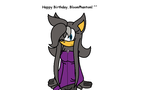 Happy Birthday, BloomPhantom! ^^ by AngryFlame321