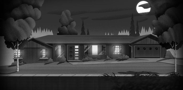Ranch House by thefireis