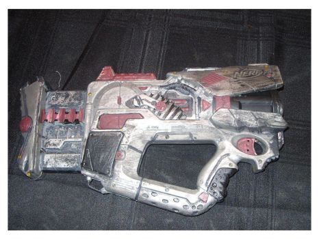 FireFly Nerf Mod by ShadowMaginis