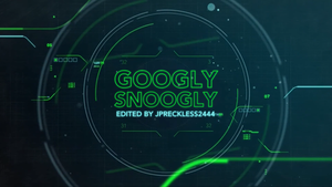 Toonami - Googly Snoogly Font by JPReckless2444