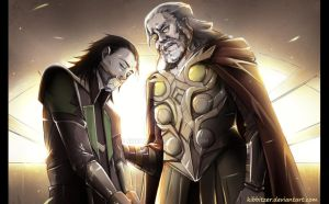 Loki: Return to Asgard by Kibbitzer