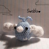 Swablu by TheSmall-Stuff