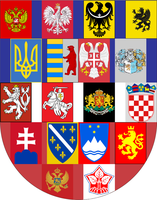 Coat of Arms of Slavia - prop. by VittorioMatteo