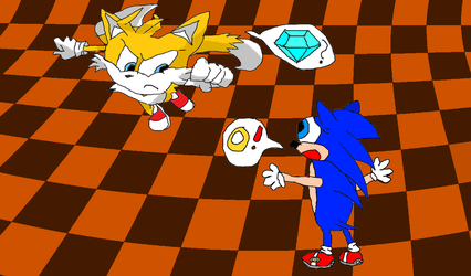 Tails Disappointed by JemG