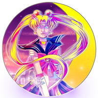 FA_Sailor Moon by KiaSimo