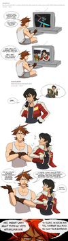 Ask Keith 2: Voltron Questions by Seyumei