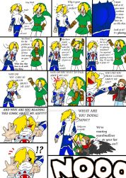 Sheik's Ass by Humanoid-Magpie