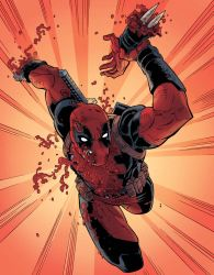 Deadpool: Armed and Dangerous by ReillyBrown