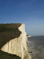 Seven Sisters: Top of Cliff by EnviousHorse