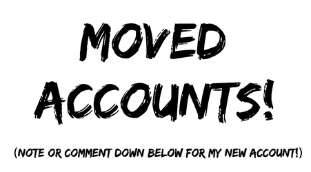 Moved Accounts! by Katie-Kats