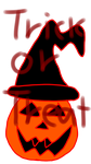 Some Halloween doodle by ShadowTheLeader