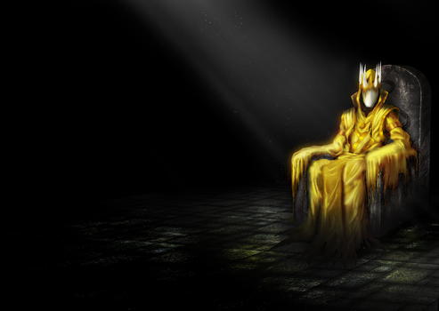 The King in Yellow by Atlas-Divide