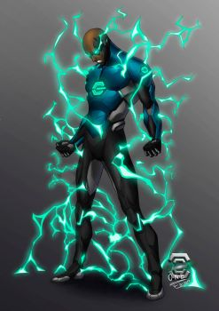 Captain-Gamma (Revised) by CAPTAIN-GAMMA