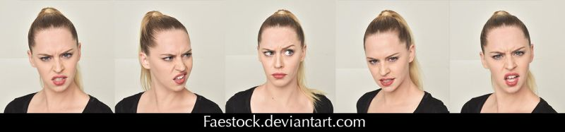 Expressions - Stock pack 3 by faestock