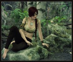Woodland Reflections by karibous-boutique