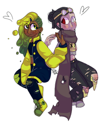 THESE HOES GAY AF by star-kiddo