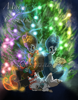 NOC: Marry X-Mas 2014~~~ by kigoci