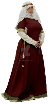 medieval Lady_1 by Georgina-Gibson