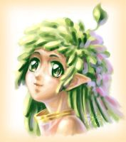 Leaf by Yulcha