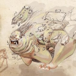 UGLY ASS BLOB by madstanlee