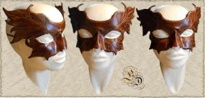 Leather Mask 099 by Eternal-designs-com