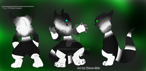 Danny Phantom based Wickerbeast adopt SOLD by Darumemay