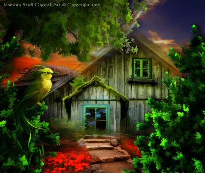 That Is My House by Jassy2012