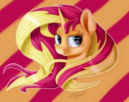 Shimmering by Mcmeg29