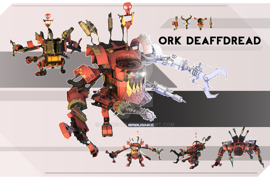 Ork Deaffdead Composition by babushke