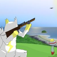 Clay Pigeon? by kaolincash