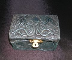 Cthulhu ring box by askoi