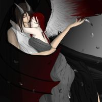 The Angel and the Demon by IvyDarkRose
