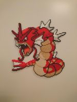 Pokemon #12.5 - Red Gyarados by MagicPearls