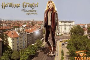 Hermione Granger and the MASSIVE GROWTH by TaranGermany