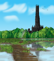 Dark Tower of the Swamp by Shabazik