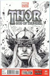 THOR blank cover by Soul by Soul-the-Awkward