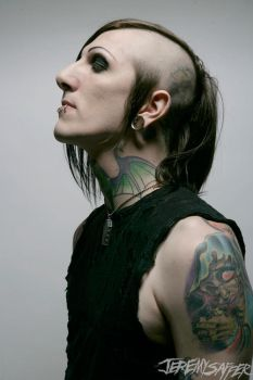 Chris Motionless In White by JeremySaffer