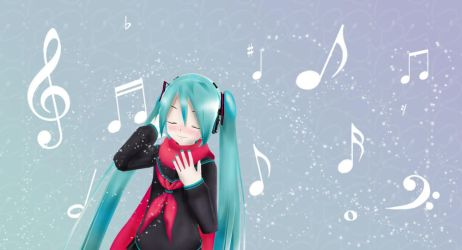 The Sound of Music MMD Wallpaper Set Request by MeerkatQueen