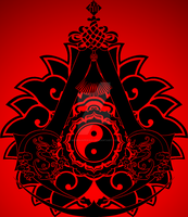 Chinese Assassin Symbol by MehranPersia