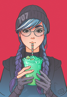 Dokkaebi fan art by Korezky